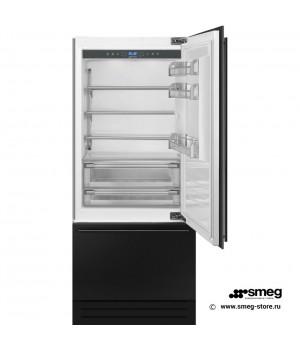 Smeg RI96RSI - встраиваемый холодильник.
