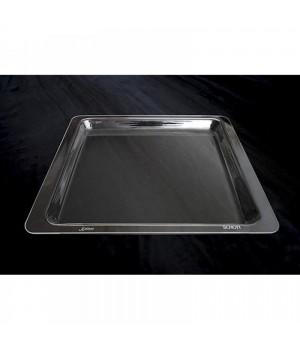 Противень стеклянный для плит XL