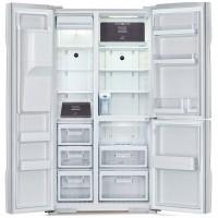 Холодильник Hitachi R-S702 GPU2 GS серебристое стекло