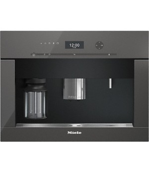 Кофемашина Miele CVA6401 GRGR графитовый серый