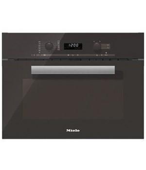 Микроволновая печь Miele M6262TC HVBR коричневый гавана