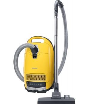 Пылесос Miele SGFA0 Complete C3 HEPA желтый